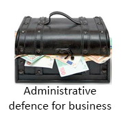 Administrative defence for business