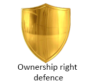 Ownership right defence